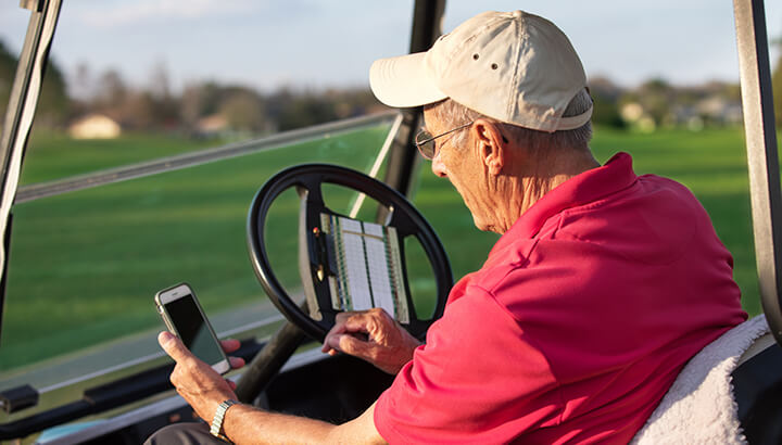 How to analyze your swing with your smartphone
