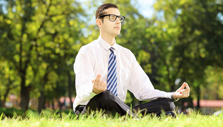 Meditation can help your golf game