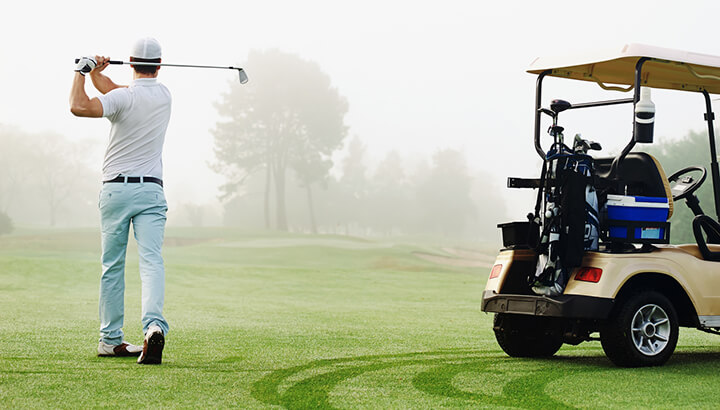 Adjusting your backswing is the key to more consistent shots