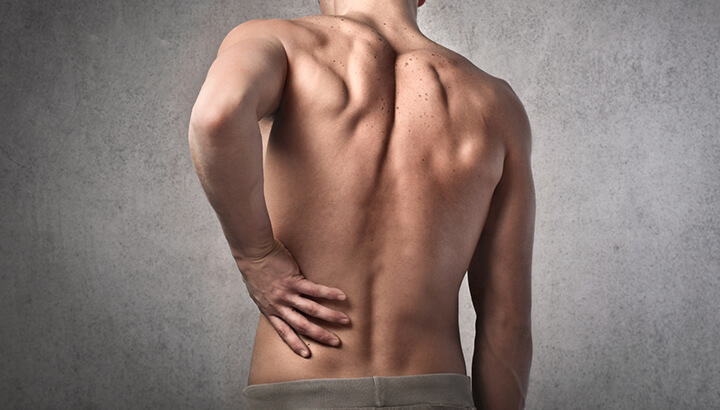 Back pain is one of the most common golf injuries